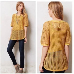 Angel of the North Anthropologie Senonia coverup